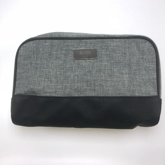 b43541da33 New Hugo boss toiletry bag